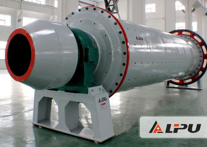 Durable Dry Type Mining Ball Mill 900x1800 , Semi Autogenous Grinding Mill