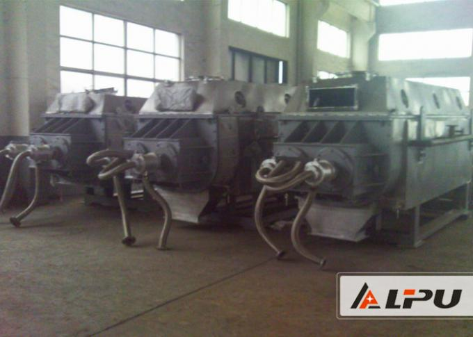 Stainless Steel Paddle Blade Industrial Drying Equipment For Iron Ore Powder