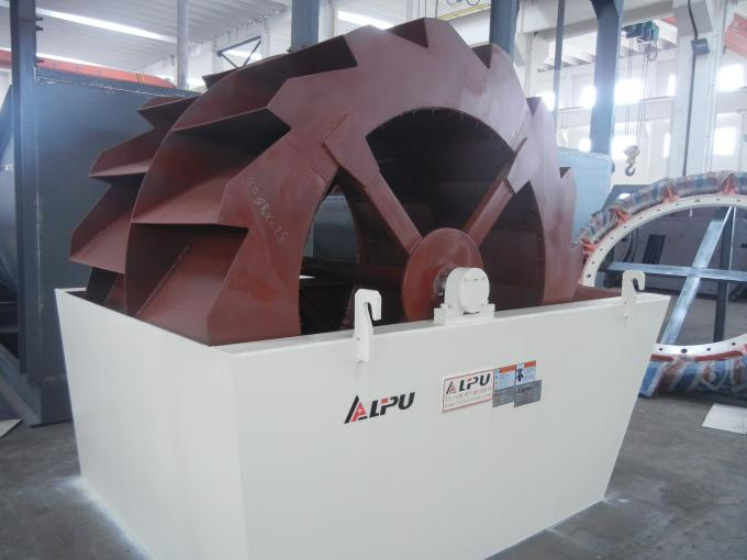 Clay Materials Or Sand Screening And Washing Machine / Sand Cleaning Equipment
