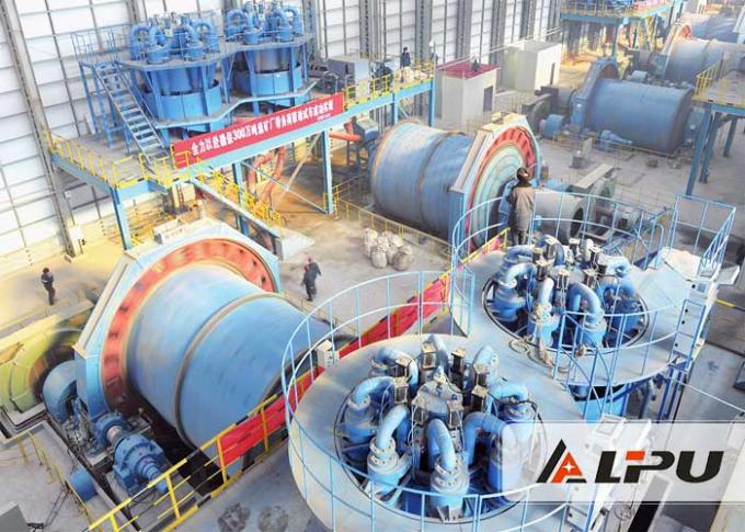 Superfine Ceramic Ball Mill Production Line Self - diffluent Classification System