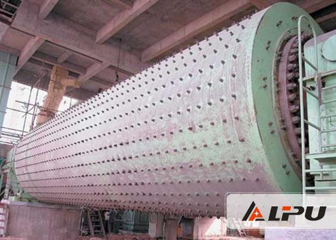 Continuous Cement Grinding Mill For Cement Clinker / Quartz Sand / Glass / Gypsum