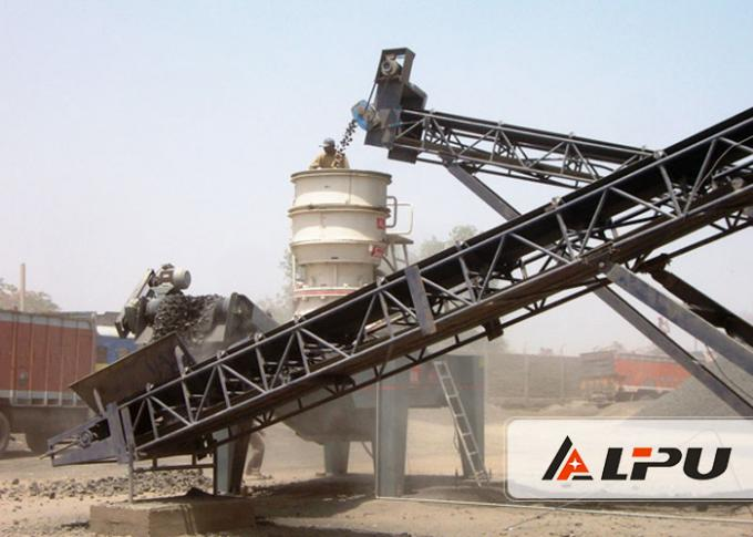 Mining Crushing Equipment Hydraulic Cone Crusher for Medium and Hard Rocks