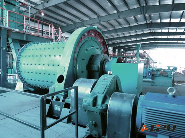 Silicate / Ceramic / Cement Ball Mill , Side & Central Driving Overflow Mill