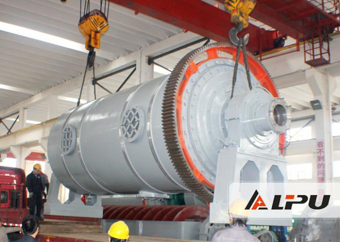 Energy Saving Mining Ball Mill for Ores , 15KW Ball Milling Machine