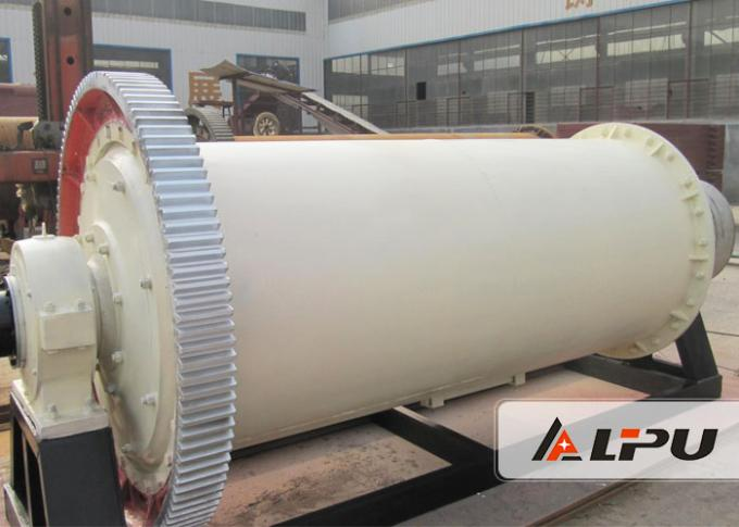 Wet Type Ceramic Ball Mill in Powder Making Production Line , Small Scale