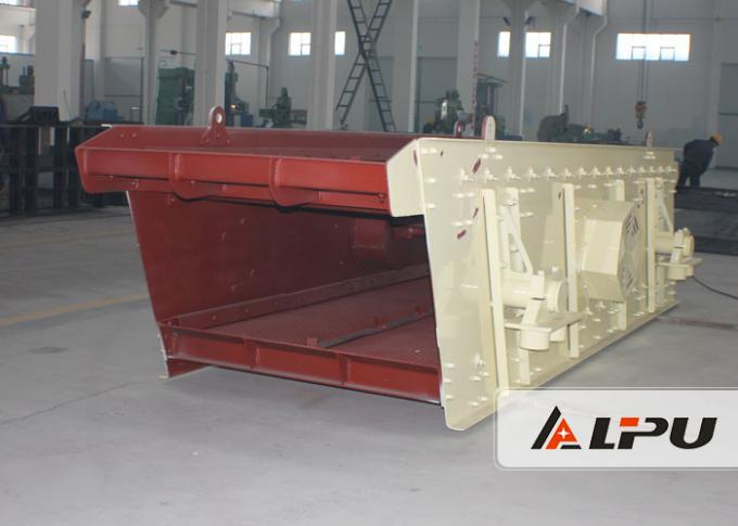 Stable Circular Vibrating Screen Sand Sieving Machine in Mineral Ore Separation