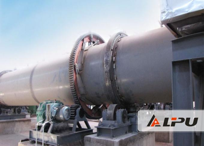 Lime Calcination Rotary Cement Kiln To Roast Active Lime And Dolomite 26 - 5000 TPD
