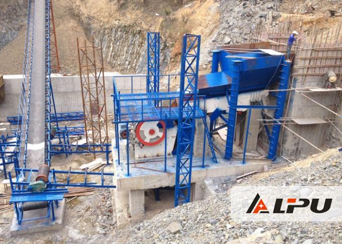 Complete Hard Stone Crushing Plant With Capacity 40 TPH – 60 TPH