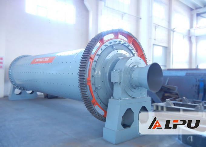 Steel Balls Cement Ball Mill for Cement Production Line , Ball Milling Equipment