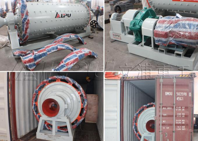 High Efficiency Mining Ceramic Grinding Ball Mill in Limestone Grinding Plant