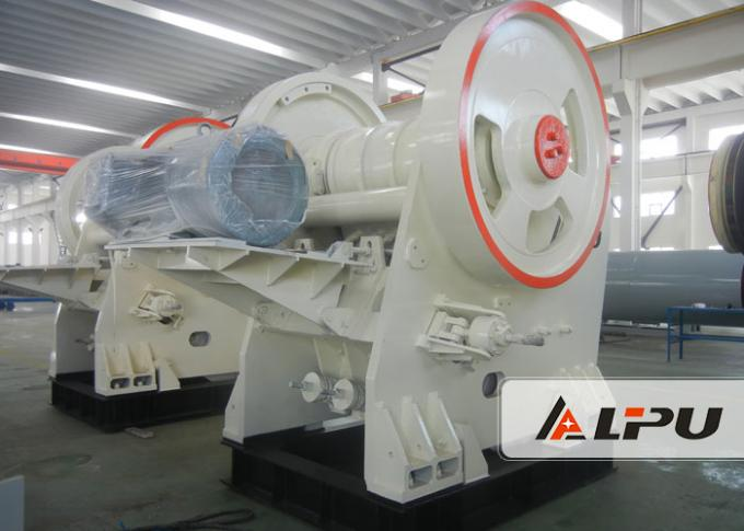 Primary / Secondary Jaw Crusher Machine For Construction Capacity 140 - 320 T / H