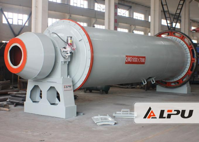 SNM Series Tube Cement Ball Mill 2.2x11 , Ball Milling Machine