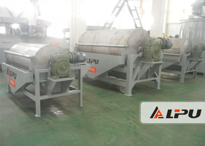 CTB1224 Wet Drum Permanent Magnetic Separator for Ore Dressing Plant