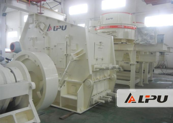 600kw Screening Stone Crusher Machine For Building Material