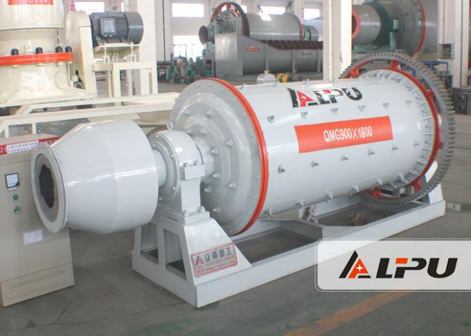 Professional Cement Silicate Mining Ball Mill Equipment 37kw 35rpm