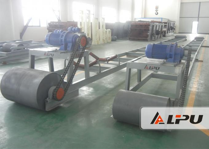 Rubber 290-480t/H Mine Conveyor Belt / Mining Conveying Equipment