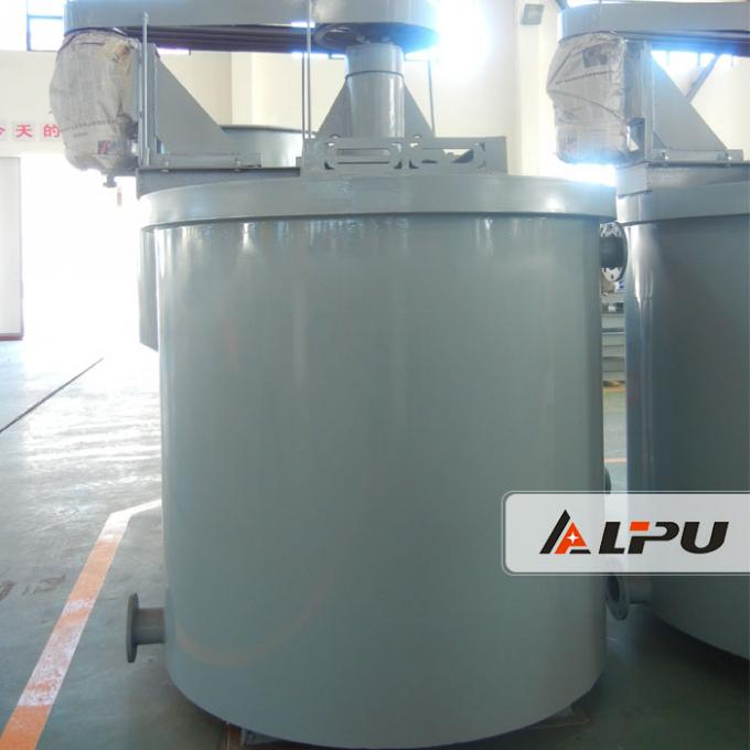 XB2500 Slurry Agitation Tank in Ore Beneficiation Process , Mixing Tank With Agitator