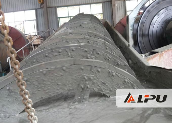 Gravity Separation Spiral Classifier Ore Dressing Plant for Mineral Processing Plant