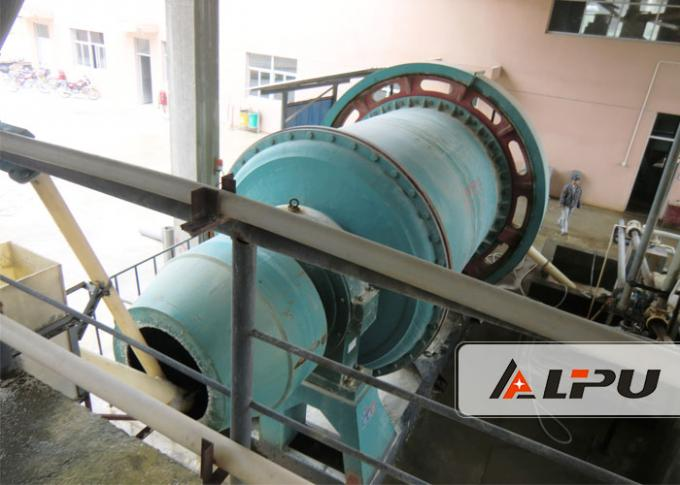 Large Capacity Ore Cement Silicate Vibratory Ball Mill in Mining 110t
