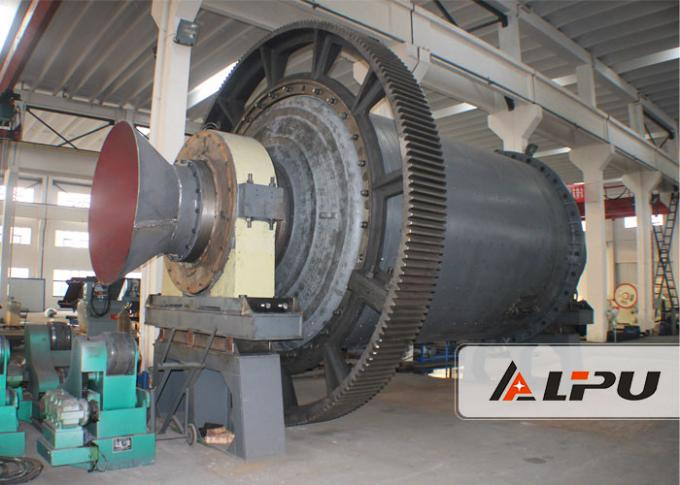 Wet Cement Grinding Unit Cement Ball Mill in Mineral Separation Building Material