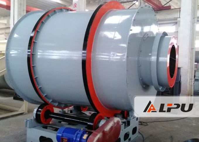 Energy Saving Three Cylinder Industrial Drying Equipment For Copper Ore Powder