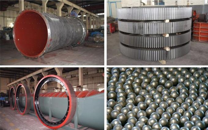 gold process ball mill