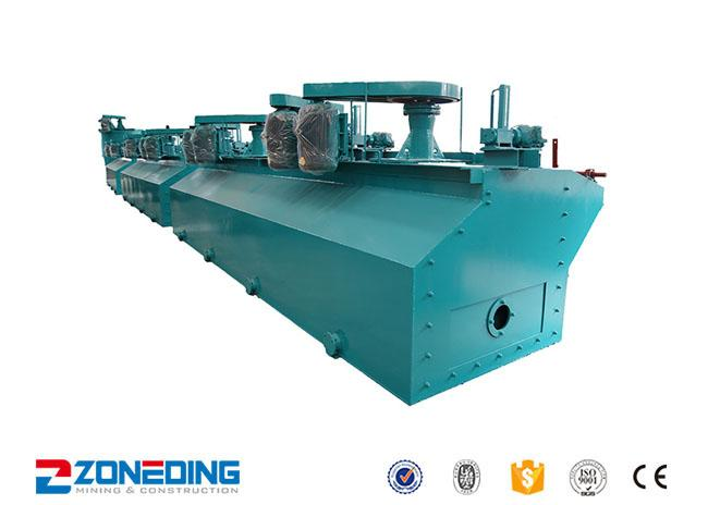 Wear Resistance Froth Flotation Machine / Flotation Cells Mineral Processing