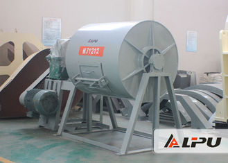 China Intermittent Mining Ball Mill / Small Capacity Dry Grinding Ball Mill supplier