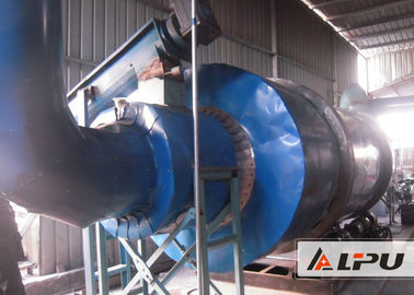 China Waste Heat Energy Saving Industrial Sludge Drying Equipment 200T/D Capacity supplier