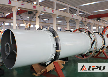 China Energy efficiency Industrial Drum Drying Equipment For Coal / Rotary Drum Dryer supplier