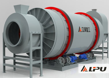China Energy Saving Three Cylinder Industrial Drying Equipment For Copper Ore Powder supplier
