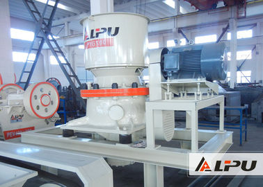 China C Cavity Shape Crushing And Mining Equipment , Single Cylinder Hydraulic Cone Crusher supplier