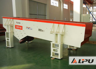 China GZD Series Blocky , Granular Material Vibrating Feeder In Stone Crushing Plant supplier