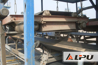 China Self - cleaning Suspension Permanent Magnetic Separator for Iron Ore Separation supplier