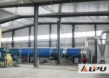 China Environment Friendly Industrial Dryer , Finished Product Temperature <50℃ supplier