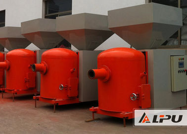 China Environmental Friendly Biomass Burner Matched With High Humidity Material Industrial Drying Equipment supplier