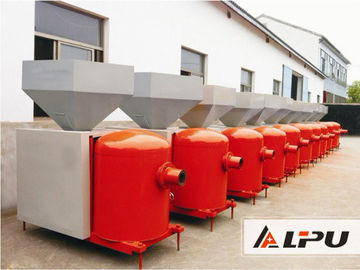 China Rice Husk Burner Matched With Sludge Industrial Drying Equipment supplier