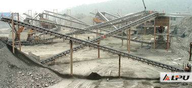 China Economical Granite Mining Conveyor Systems Transport Smoothly supplier