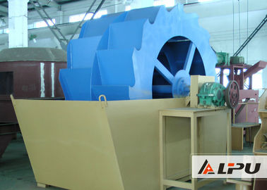 China Clay Materials Or Sand Screening And Washing Machine / Sand Cleaning Equipment supplier