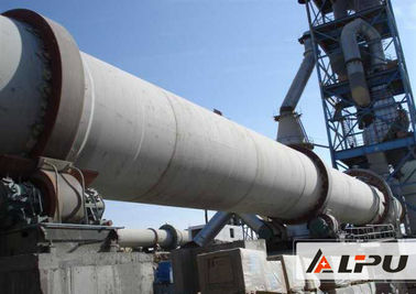 China Aluminum Hydroxide And Chrome Ore Rotary Kiln High Perfomace 37kw supplier