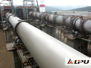 China High Capacity Lime / Limestone Rotary Kiln Equipment In Cement Production Line supplier