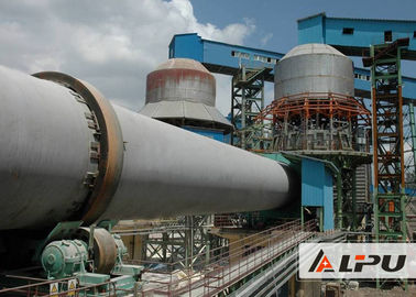 China Horizontal Industrial Rotary Kiln For Oxidizing Calcination Chromium Ore supplier