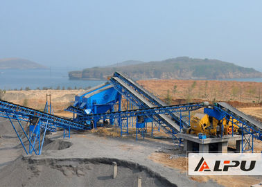 China Complete Hard Stone Crushing Plant With Capacity 40 TPH – 60 TPH supplier