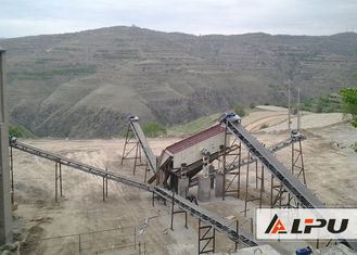 China Secondary Stone Crushing Plant For Sand Making Industry , Stone Crusher Machinery supplier