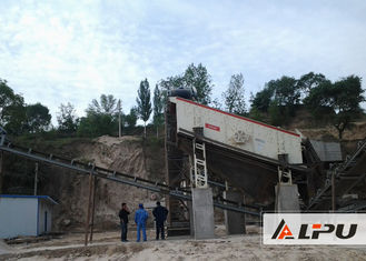 China 30t/h Small Stone Crush Machine For Hard Material Crushing And Screening supplier