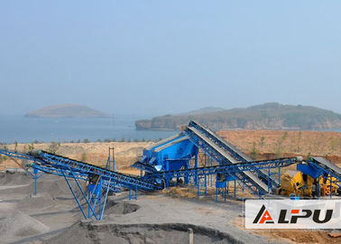 China Primary And Secondary Stone Crushing Plant / Gold Crushing Equipment supplier