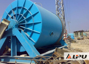China Durable Powder Ceramic Wet Ball Mill Machine , Industrial Ball Mills supplier