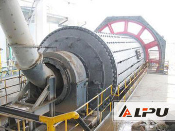 China Less Electric Power Consumption Ball Mill Equipment For Ceramic / Ore Dressing Plant supplier