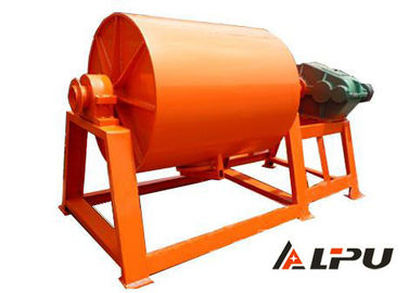 China Small Intermittence / Ceramic Ball Mill in Mineral Ore Beneficiation Plant supplier