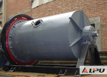 China Silicate / Ceramic / Cement Ball Mill , Side & Central Driving Overflow Mill supplier